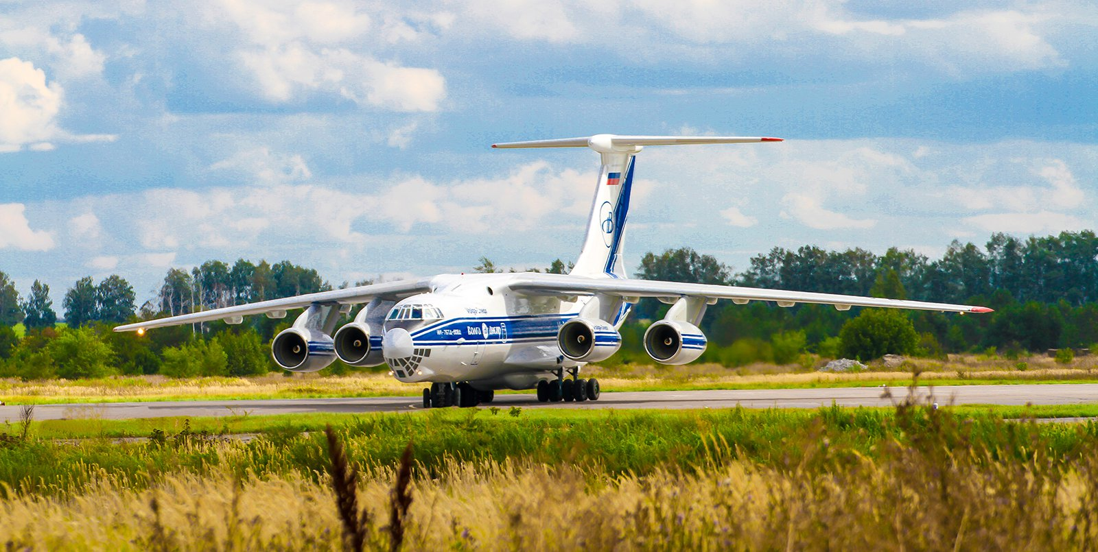 IL-76TD-90VD Aircraft with PS-90А-76 Engines